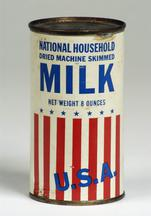 household milk